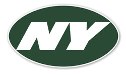 New York Jets 2016 Sticker / Die Cut Decal For Monitor Case Truck Laptop Car