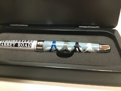 """Never Produced Acme Studio The Beatles """"abbey Rd"""" Ap Color Test Roller Ball Pen"""