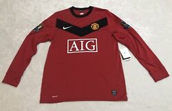 Nike Manchester United Ferdinand Soccer Jersey Barcelona Real Madrid Mexico Usa
