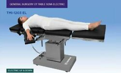 Ot Semi Electric Operation Theater Surgical Table For Surgery General Surgery