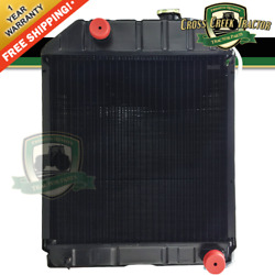 C7nn8005e New Radiator For Ford Tractor 5000 5100 5200 5600 6600 7000 7100 7200+