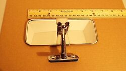Hot Rod, Rat, Vintage Antique All Cars And Truck Inside Interior Rear View Mirror