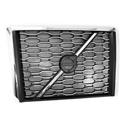 Grille Fits Volvo Vnl 2018 2019 2020 Replace Oemand039s 84724157 84724159 W/ Screen