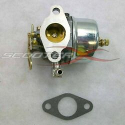 632113 632113a Tecumseh Carb Kit With Gasket Mowers Tillers Wood Chippers 662