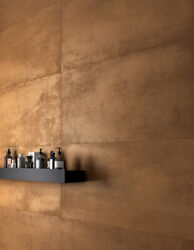 Ask Italian Luxury Copper Effect Tiles Porcelain Tiles For Walls And Floors