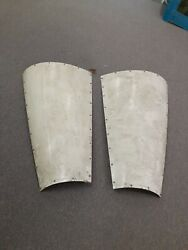 Learjet Nose Bay Doors Lh And Rh Side. Used. Part 2311450-540 2311450-