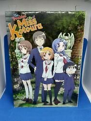 The Troubled Life Of Miss Kotoura Premium Edition Blu-ray Nis America Limited