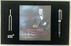 Special Johannes Brahms Rollerball Pen. 107451. New With Defect