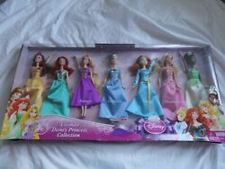 2013 New Ultimate Disney Princess Collection 7 Pack Doll
