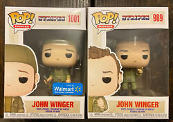 Funko Pop Movies Stripes Bill Murray As John Winger 989 And 1001