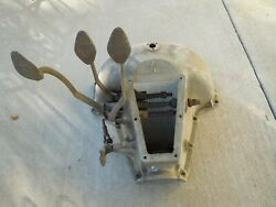 Model T Ford 1913 1914 Transmission Cover Lettered Pedals