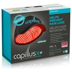 New Capillus X+ Mobile Laser Therapy Cap Helps Prevent Hair Loss Helps Regrowth