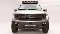 Fab Fours Vengeance No Guard Front Bumper For 10-14 Ford Raptor Ff10-d1961-1