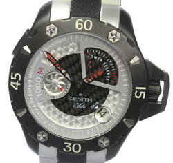 Zenith Defy Extreme 96.0515.685/21 Power Reserve Automatic Menand039s Watchs_511063