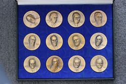 The Prophets Church Of Jesus Christ Of Latter Day Saints 12 Medals 3381033/h3