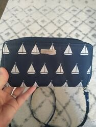 Jujube Annapolis Be Spendy Wallet with long strap Clutch wear Cross body $24.99