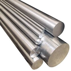 4 1/2 4.5 Inch Dia Grade 316 Stainless Steel Round Bar Any Length