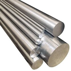 6 1/4 6.25 Inch Dia Grade 304 Stainless Steel Round Bar Any Length