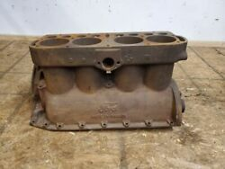 1915-27 Ford Model T Made In Canada 4 Cylinder Engine Block