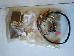 Nos Ih Turn Signal 7 Wires W/ Hazard Switch 60and039s 65-71 Scout Truck Travelall