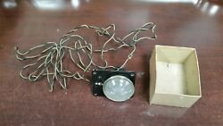 Nos 30and039s 40and039s 50and039s Remote Trouble Courtesy Light Lamp Assembly