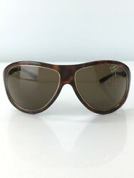 Tom Ford Sunglasses Teardrop Plastic Brown Brown Angus Tf25 0d4c Verygood F/s