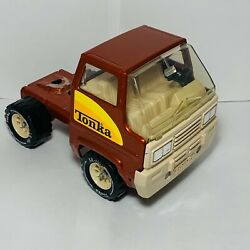 Vintage Tonka 1970and039s/1980and039s Xr-101 Semi Truck Cab Original Pre-owned