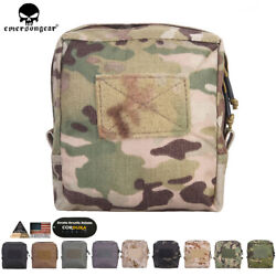 Emerson Tactical Molle Utility Admin Pouch Rescue Edc Tool Storage Pack Dump Bag
