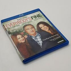 Everybodyand039s Fine [blu-ray] Tested And Working Great Fast Free Shipping