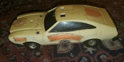 Vintage 1975 Kenner Ssp Tournament Of Thrills Mustang Car Rare For Parts As Is