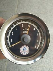 1965 - 1966 Ford Mustang Shelby Cobra 9000 Rpm Tachometer