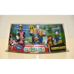 Disney Mickey Mouse Clubhouse Figurine Play Set  N1625