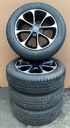 4 Orig Smart Summer Wheels 165/65 R15 81h Forfour Fortwo C453 W453 A4534010000