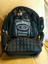 Jack Daniels Old No 7 Whiskey Ogio Tech Specs Backpack Bag Bar Alcohol Official