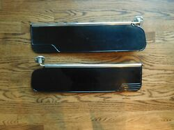 1965 66 67 68 69 1970 Vintage Tinted Sun Visors Accessory Replacement Gm Rat Rod