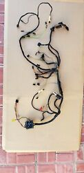 69 1969 Ford Mustang Under Dash Tachometer Wiring Harness With Ac Option