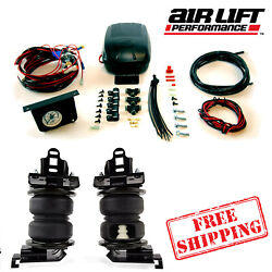 Air Lift Load Lifter 5000 Ultimate With Load Controller Ii 2019-2020 Ram 1500