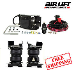 Air Lift Wireless One Ez With Loadlifter 5000 Ultimate Springs 15-20 Ford F150