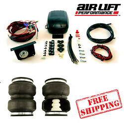 Air Lift Loadlifter 5000 Air Springs With Load Controller Ii 14-20 Ram 2500 3500