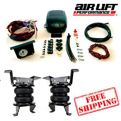 Air Lift Loadlifter 5000 Ultimate With Load Controller Ii 2020-2021 Sierra Hd