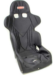 Kirkey Seat Cover Snap Attachment Airknit Polyester Black Kirkey 47 47741