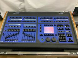 Jands Hog 1000 Stage Lighting Console With Transport Case