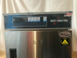 Alto-shaam 300-th/iii Countertop Cook And Hold Oven Deluxe Controls New Unused