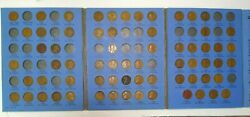 66 Coin Set 1909-1940 Lincoln Wheat Penny Cent - Early Dates Collection 295