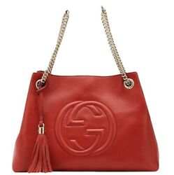 Brand New With Tags Red Soho Bag Sold Out In Stores 1000 Off Msrp