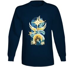 The Nativity Of Jesus Christ Holy Night Christmas Holy Family Long Sleeve Shirt