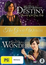 The Good Witch Destiny And Wonder Dvd Double Pack Catherine Bell Hallmark Channel
