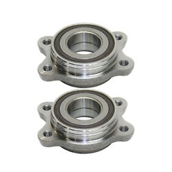 New Set Of 2 Wheel Hubs Front Or Rear Driver And Passenger Side For Vw Lh Rh Pair