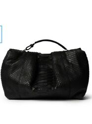 New Callista Exotic Clutch Women Bag Python Leather $700.00