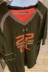 Charles Leno Jr Nfl Combine Jersey 22 Used Under Armour Jersey 1 Of 1